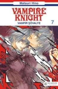 Vampire Knight Vampir Şövalye Cilt 7