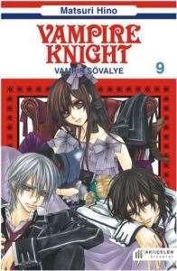 Vampire Knight Vampir Şövalye Cilt 9
