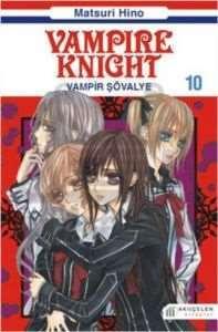 Vampire Knight Vampir Şövalye Cilt 10