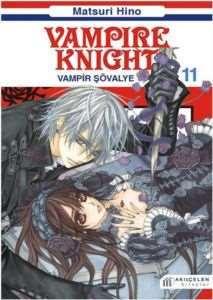 Vampire Knight Vampir Şövalye Cilt 11