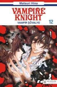 Vampire Knight Vampir Şövalye Cilt 12