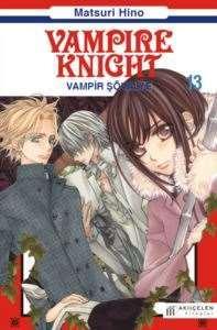 Vampire Knight Vampir Şövalye Cilt 13