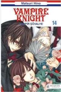 Vampire Knight Vampir Şövalye Cilt 14
