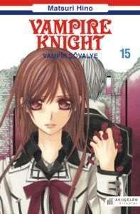 Vampire Knight Vampir Şövalye Cilt 15