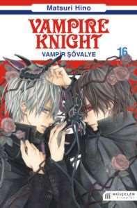 Vampire Knight Vampir Şövalye Cilt 16