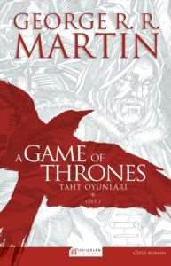 A Game of Thrones: Taht Oyunları Cilt 1