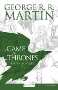 A Game Of Thrones: Taht Oyunları, Cilt 2