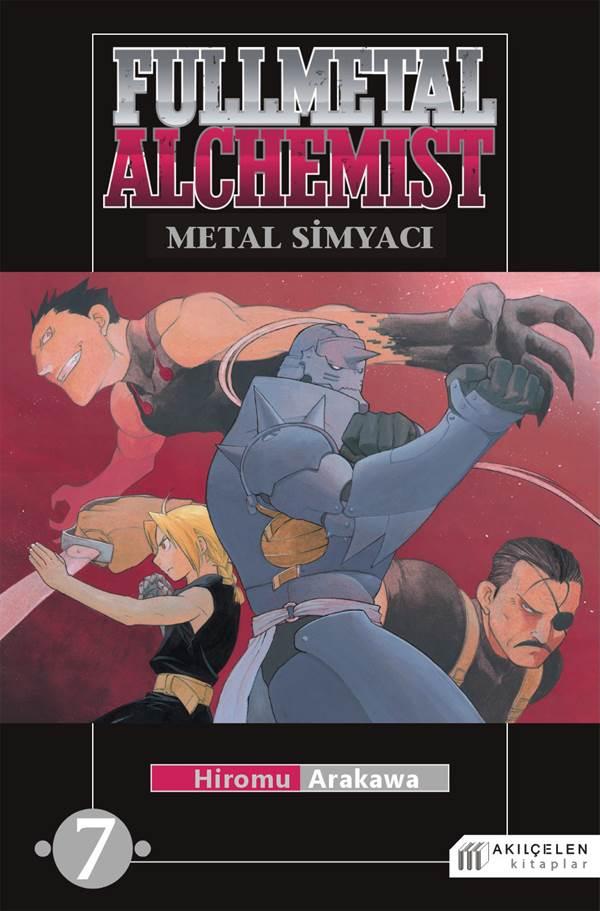 Fullmetal Alchemist Çelik Simyacı Cilt:7