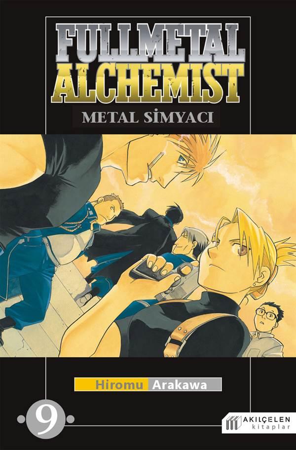 Fullmetal Alchemist Çelik Simyacı Cilt:9