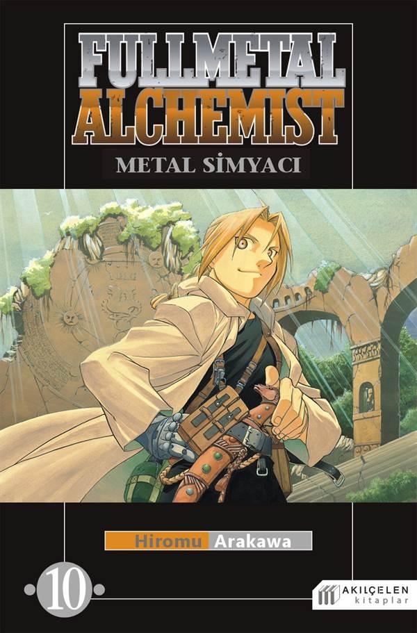 Fullmetal Alchemist Çelik Simyacı Cilt:10