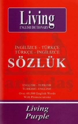 Living Purple İngilizce-Türkçe,Türkçe-İngilizce Sözlük
