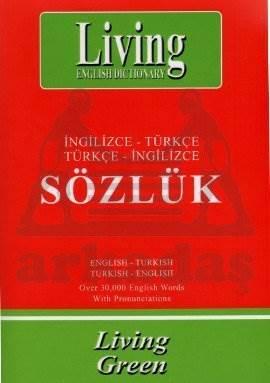 Living Green İngilizce-Türkçe,Türkçe-İngilizce Sözlük