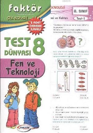 Yaprak Test Fen Ve Teknoloji