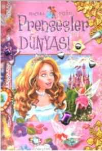 Prensesler Dünyası-3 Boyutlu