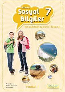 Ortaokul Sosyal Bil. 7 Konu Anlatımlı Yardımcı Fasikül Set