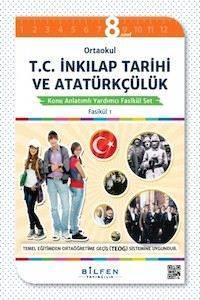 Ortaokul İnkılap Tarihi ve Atatürkçülük 8 Konu Anlatımlı Yard. Fas.Set
