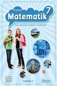 Ortaokul Matematik 7 Konu Anlatımlı Yardımcı Fasikül Set
