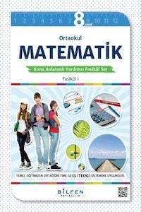 Ortaokul Matematik 8 Konu Anlatımlı Yardımcı Fasikül Set