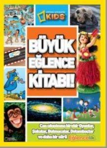 National Geographıc Kıds Büyük Eğlence Kitabı