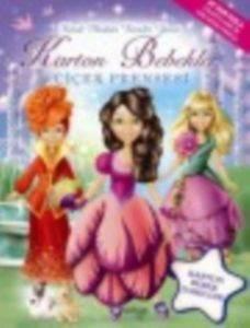 Karton Bebekler Çiçek Prensesi