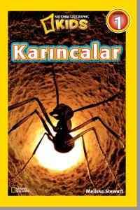 National Geographıc Kıds Karıncalar