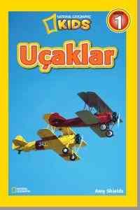 National Geographıc Kıds Uçaklar