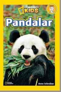 National Geographıc Kıds Pandalar