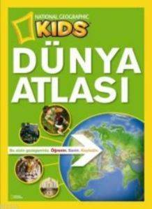 National Geographic Kids Dünya Atlası