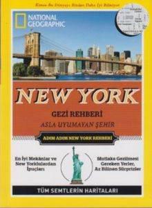 New York Gezi Rehberi - Asla Uyumayan Şehir
