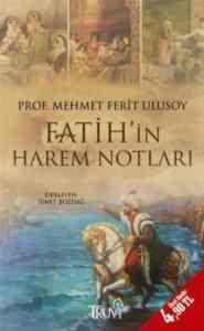 Fatih'İn Harem Notları