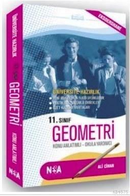 11. Sınıf Geometri; Konu Anlatımlı