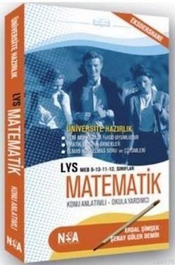 LYS Matematik; Konu Anlatımlı