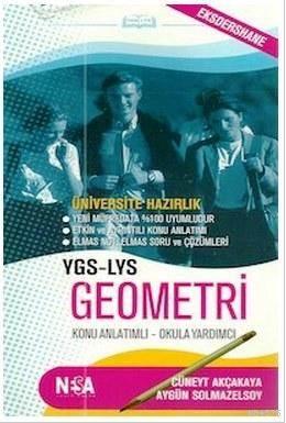 YGS - LYS Geometri; Konu Anlatımlı