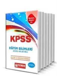 Teorem KPSS Eğitim Bilimleri Konu Anlatımlı Modüler Set 2014