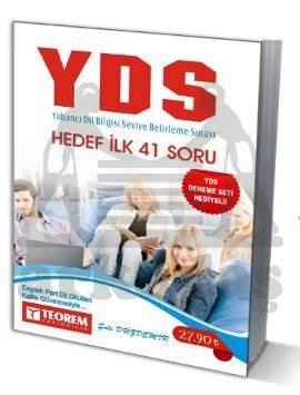 Teorem YDS Hedef İlk 41 Soru