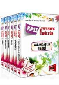 KPSS Genel Kültür Modüler Set 2012