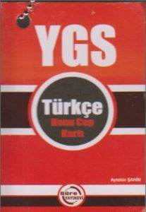 YGS Türkçe Konu Cep Kartı