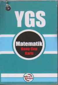 YGS Matematik Konu Cep Kartı