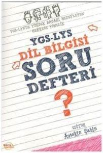 YGS - LYS Dil Bilgisi Soru Defteri