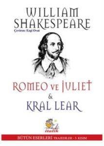 Romeo ve Juliet Kral Lear