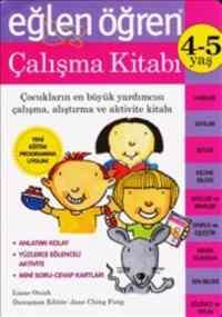 Eğlen Öğren - Çalışma Kitabı 4-5 yaş