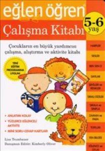 Eğlen Öğren - Çalışma Kitabı 5-6 yaş