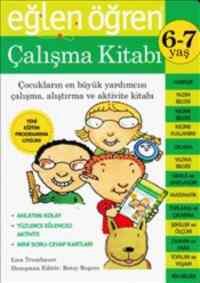Eğlen Öğren - Çalışma Kitabı 6-7 yaş