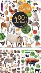 Eğlen Öğren Çiftlik 400 Çıkartma