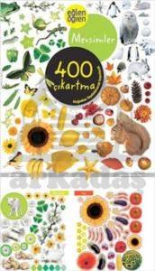Eğlen Öğen Mevsimler 400 Çıkartma