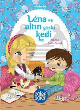Lena Ve Ejderha Gözlü Kedi