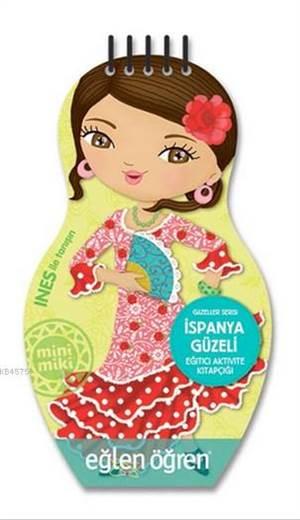 Eğlen Öğren İspanyol Güzeli