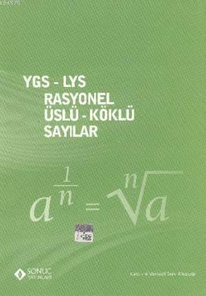 YGS-LYS Rasyonel Üslü-Köklü Sayılar