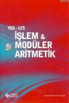 Ygs-Lys İşlem Modüler Aritmetik