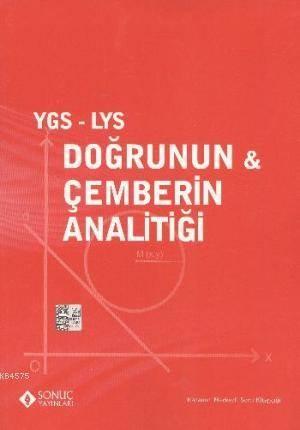 Ygs Lys Doğrunun Ve Çemberin Analitiği